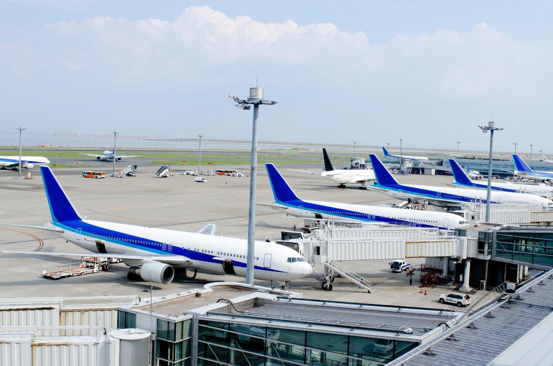 ANA 空港